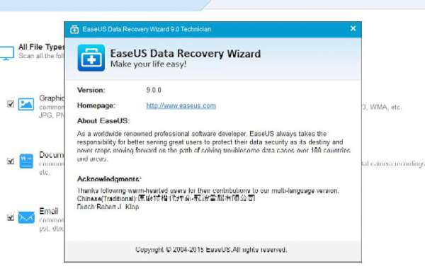 EaseUS Data Recovery Wizard 12.9.0 Windows Iso Activator Full